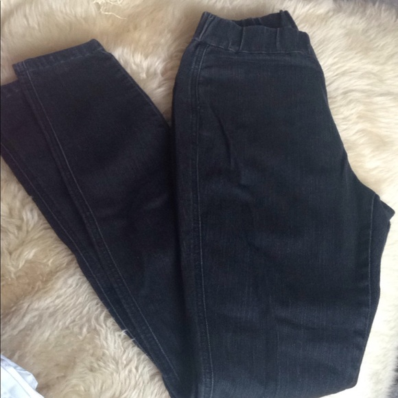 Miracle Body Pants - Miracle Body Black Jeans